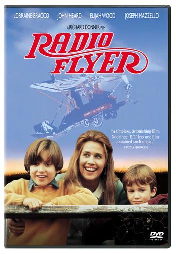 RADIO FLYER BY BRACCO,LORRAINE (DVD)