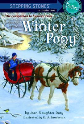 Winter Pony By Doty, Jean Slaughter/ Sanderson, Ruth (ILT)